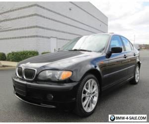 2004 BMW 3-Series Base Sedan 4-Door for Sale