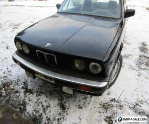 1988 BMW 3-Series for Sale