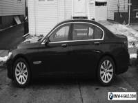 2009 BMW 7-Series Base Sedan 4-Door