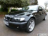 2003 BMW 318I SE BLACK