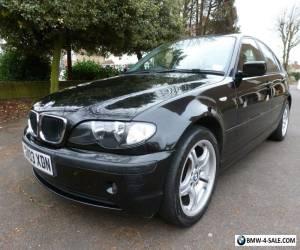 2003 BMW 318I SE BLACK for Sale