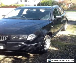 BMW X3 2.0 D 2006 for Sale