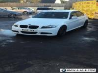 BMW 3 SERIES M SPORT WHITE