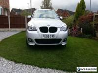 BMW 520D M Sport Touring Business Edition Auto Swap...Swop px