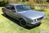 1989 BMW 320i with upgraded engine, many extras, heaps of work done for Sale