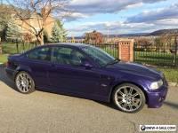 2002 BMW M3 2 door