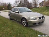 2008 BMW 5-Series SEDAN