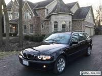 2004 BMW 3-Series Base Wagon 4-Door