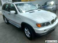 2002 BMW X5 Wagon - Great Condition