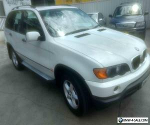 2002 BMW X5 Wagon - Great Condition for Sale