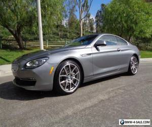 2012 BMW 6-Series 650i for Sale