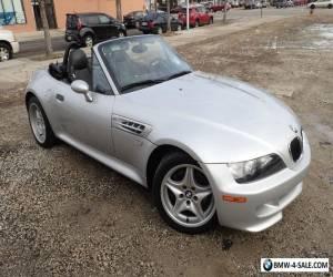 2000 BMW Z3 M Roadster Convertible 2-Door for Sale