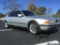 2000 BMW 7-Series Base Sedan 4-Door