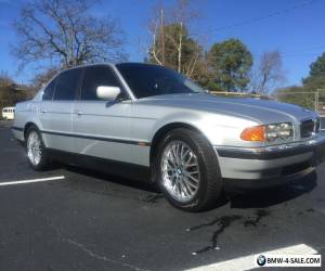 2000 BMW 7-Series Base Sedan 4-Door for Sale