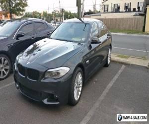 2011 BMW 5-Series 4 Door Sedan for Sale