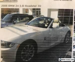 2006 BMW Z4 for Sale