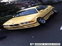 1997 BMW M3 luxury