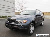 2004 BMW X5 3.0i Sport Utility 4-Door