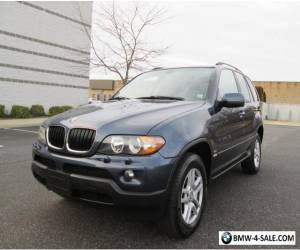 2004 BMW X5 3.0i Sport Utility 4-Door for Sale