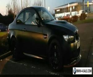 bmw m3 e92 for Sale