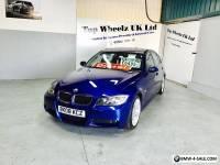 BMW 320D M SPORT 3 SERIES DIESEL, 2008 PLATE, LE MANS BLUE, FULL SERVICE HISTORY