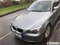 BMW 520D SE GREY