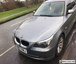 BMW 520D SE GREY for Sale