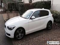 Bmw 118d sport, spotless! Heated leather
