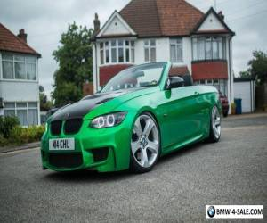 2007 BMW 335i Convertible E93 LCI * HUGE SPEC * RARE SHOWCAR * BARGAIN * MAY PX for Sale