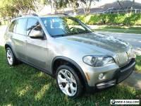 2007 BMW X5 4.8i Sport Utility 4-Door