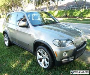 2007 BMW X5 4.8i Sport Utility 4-Door for Sale