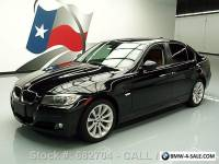 2011 BMW 3-Series 328I SEDAN AUTO CRUISE CTRL ALLOY WHEELS