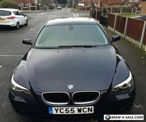 BMW 520D SE 2.0 TD 2 OWNER DIESEL 2005 (55) for Sale