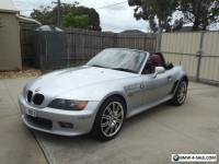 BMW Z3 roadster 2001 update 6 cyl man