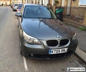 BMW 530d SE MANUAL for Sale