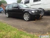 BMW E46 320d touring
