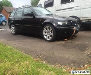 BMW E46 320d touring  for Sale