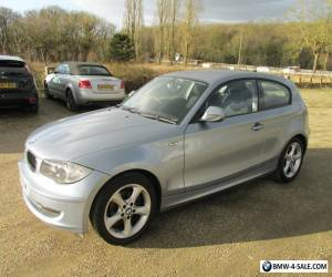 2010, 10 REG BMW 1 SERIES 116i SPORT, ONLY 56,000 MILES, IMMACULATE CONDITION for Sale