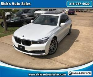 2016 BMW 7-Series 740i for Sale
