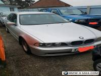 BMW 5 Series 525 i Manual