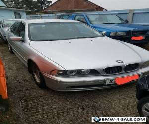 BMW 5 Series 525 i Manual for Sale