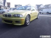 2003 BMW M3 CONVERTIBLE W/ HARD-TOP