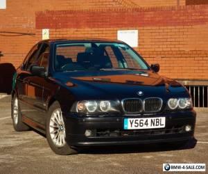 530i BMW 5-Series Saloon, manual (Central B'ham - 10mins walk to New Street Stn) for Sale