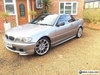 BMW 330 CONVERTIBLE * VGC * MUST SELL THIS WEEK * OCASSIONAL WEEKEND USE ONLY*