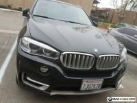 2015 BMW X5 xDRIVE 4X4