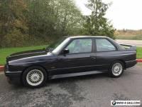 1988 BMW M3 Base Coupe 2-Door