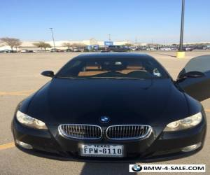 2009 BMW 3-Series Convertible for Sale