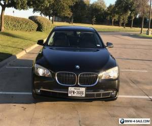 2012 BMW 7-Series 750I for Sale