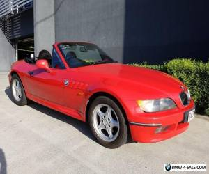 1998 BMW Z3 Roadster Convertible Rego RWC for Sale