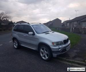 bmw x5 4.6is  for Sale